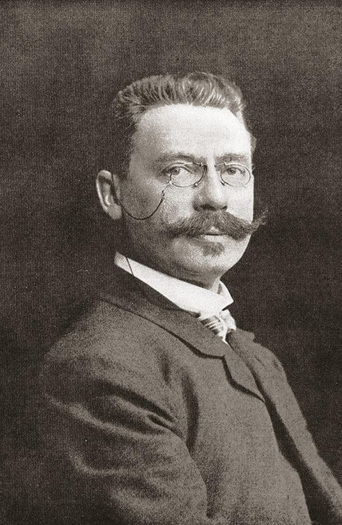 Nico van Harpen in de Hollandsche Revue no. 11, november 1907.