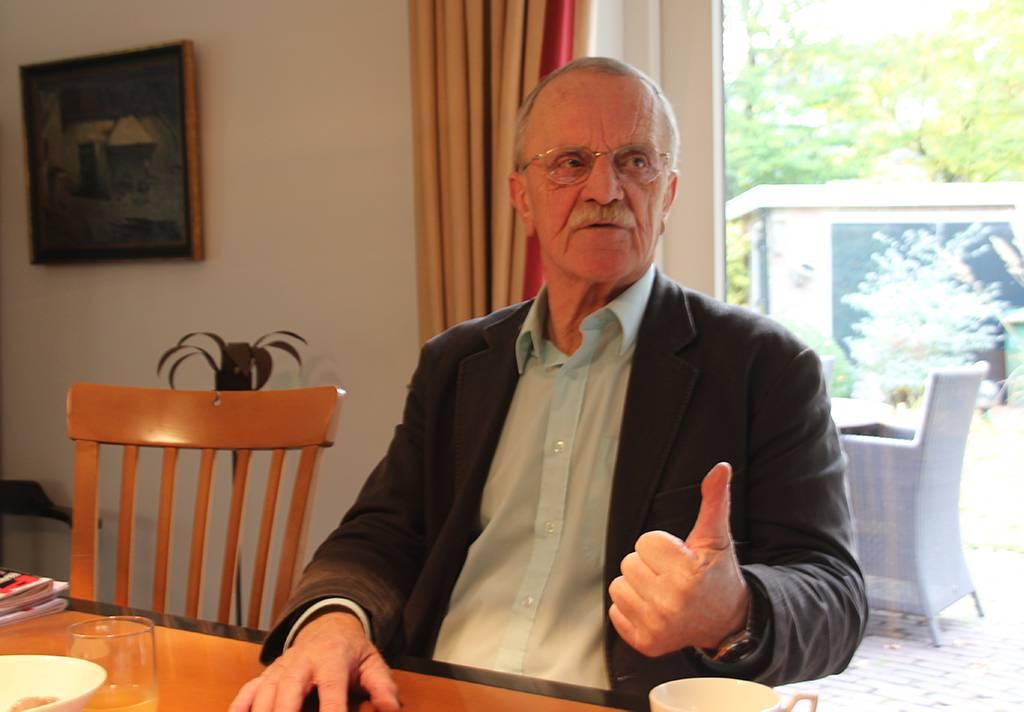 Ernst H.J. Wortel, Laren