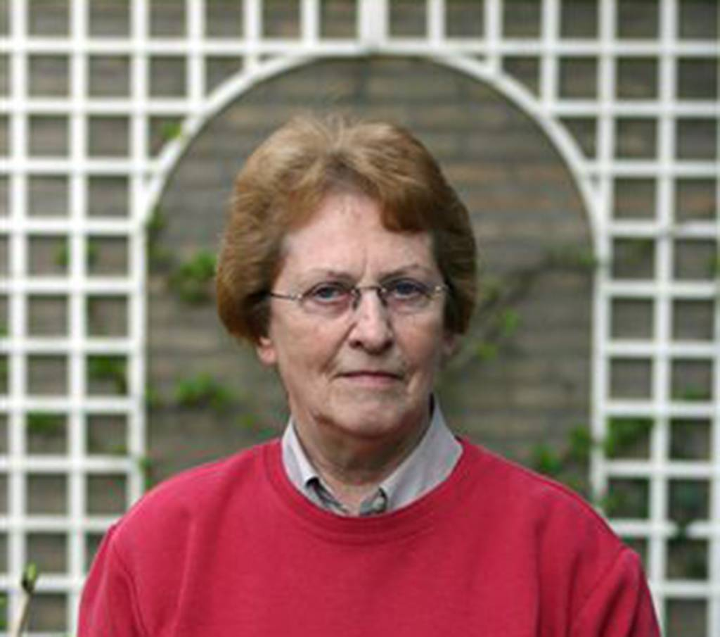 Mary van der Schaal-de Valk