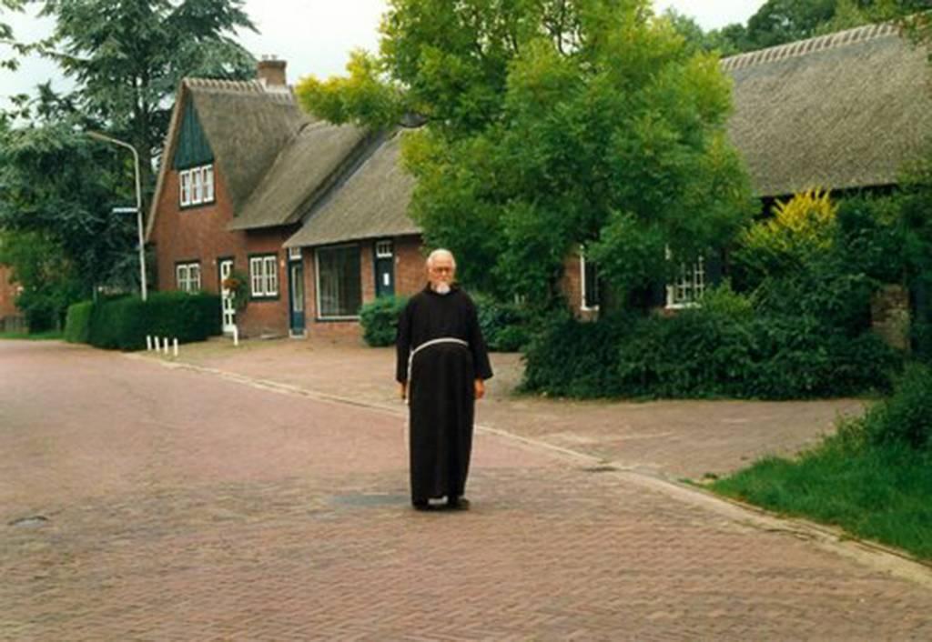 Pater Venantius de Leeuw