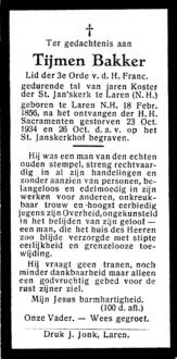 Bakker, Tijmen - 1856 (1)