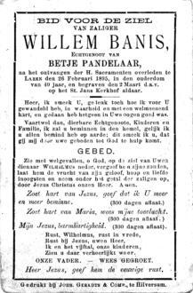 Banis, Willem - 1855 (1)