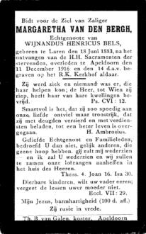 Bergh, Margaretha van den - 1883 (1)