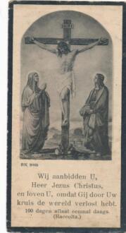 Bergh, Nicolaas van den - 1852 (2)