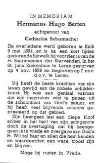 Berten, Hermanus Hugo - 1894 (1)