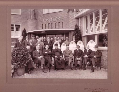 Foto: Bestuur RK meisjesschool, 1931