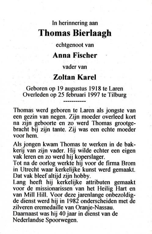 Bierlaagh, Thomas - 1918 (1)