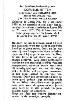 Bitter, Cornelis - 1898 (1)