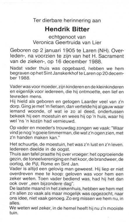 Bitter, Hendrik - 1905 (1)