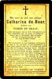 Boer, Catharina de - 1897 (1)