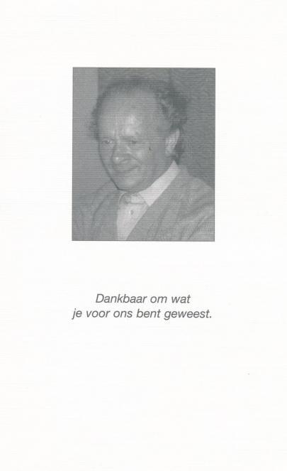 Boer, Julius Petrus de - 1922 (2)