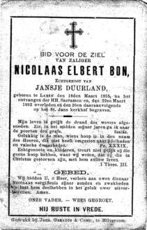 Bon, Nicolaas Elbert - 1855 (1)