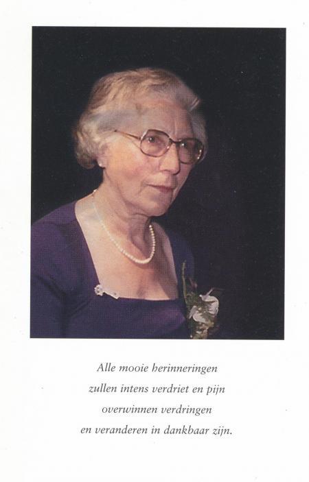 Bouwman, Wilhelmina Barbara - 1911 (2)