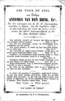 Brink, Antonius Ez. van den - 1866 (1)