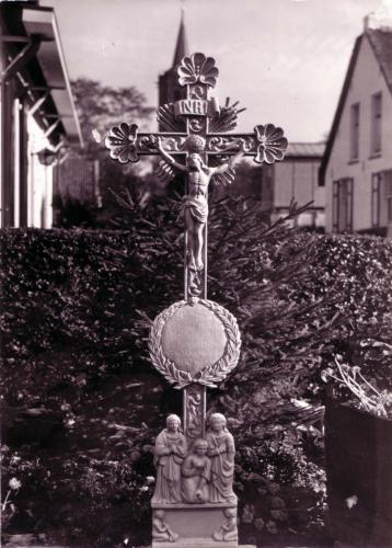 Foto: Gietijzeren kruis