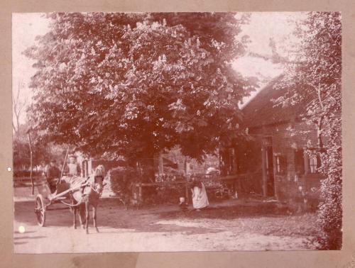 Laren omstreeks 1900