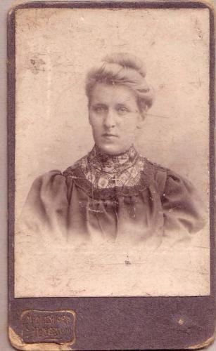 Mevrouw Kwak damesmode, ± 1900-1914