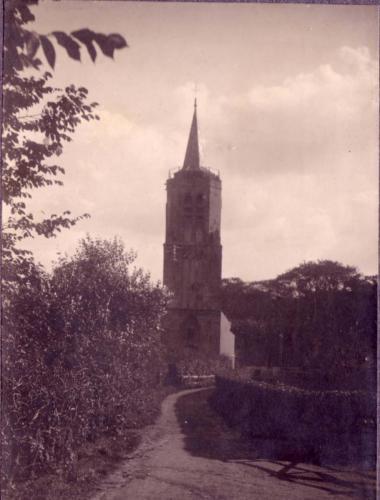 Foto: NH Kerk door Jacob van Faassen