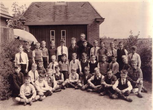 Noodklas Schapendrift, 1940-1945