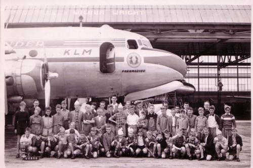RK Jongensschool bij KLM