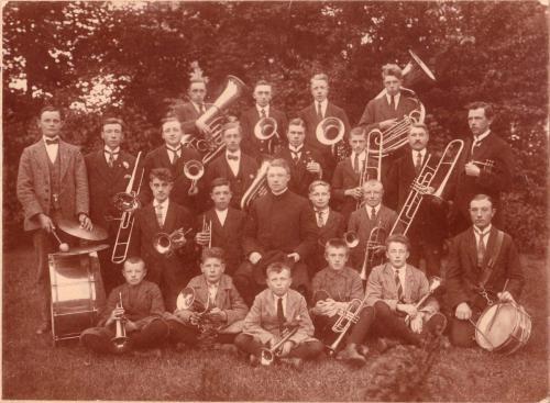 Sint Jansharmonie, 1922